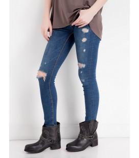 Hotiç leather boots women's K25974AN101B