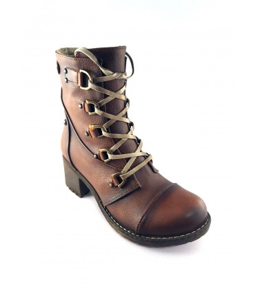 SMS 2120-02 women's brown boots