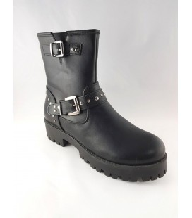 Butigo Black BOOTS Men 100229615