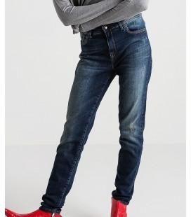 Vintage BLUE women's jeans deep Indigo Alissa 1067821868