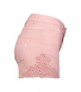 DeFacto women's lace detail Shorts G9946AZ