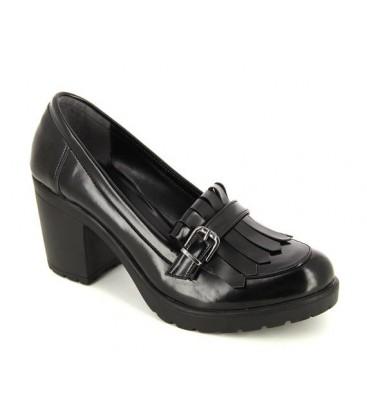 ProvoQ Kadın Siyah Ayakkabı 4448010601300