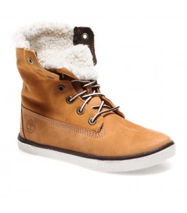 Timberland Kids brown boots 8772R