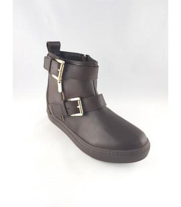 U.S. Polo Assn. 8681286324251 Women Half Boots
