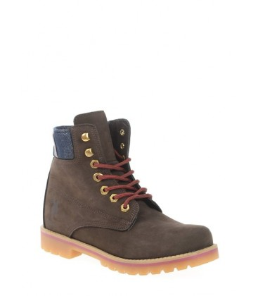 U.S. Polo Assn. S082SZ033 boys boots.ADM.Brown K6CADDY