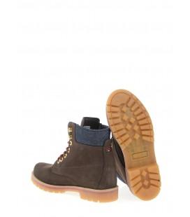 U.S. Polo Assn. S082SZ033 boys boots.ADM.Brown K6CADDY