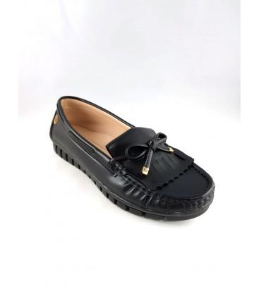 İncim Siyah Kadın Ayakkabı