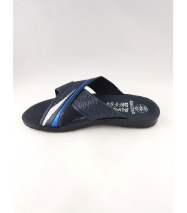 Gezer Slippers Black Male 08367 Daily
