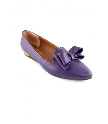 Polite Ellen Kadın Ayakkabı Mor