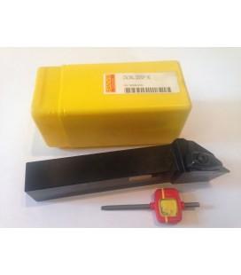 Sandvik Coromant DVJNL 3225P 16 -3 derece kurşun açısı Torna İğne Tutucu