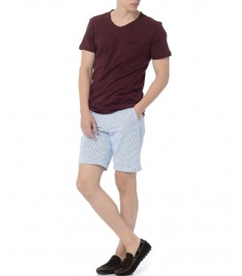 Cotton men's T-Shirt 4YAM19058LK480