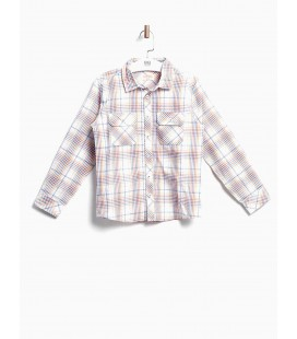 Riccione boy plaid shirt 3434ROR3601