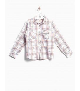 Riccione Erkek Çocuk Ekose Gömlek 3434ROR3601