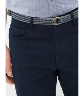 Cotton, Slim Fit, Plain, Normal Pants Waist 6KAM42471KW710