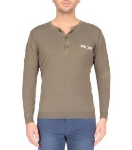 Ramsey Knitwear Male Slim Fit Brown 10053601-400 951001