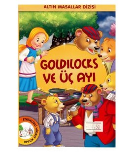Golden Goldilocks And The Three Bears Tales Series