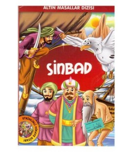 Golden Tales Series-Sinbad