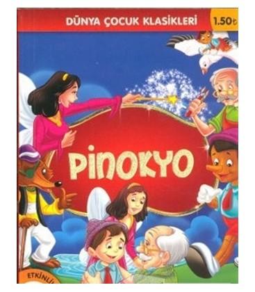 Pinocchio - Carlo Collodi - Boy Planet