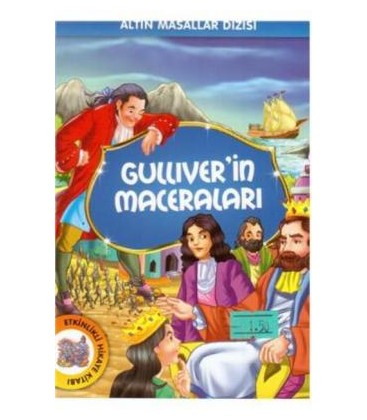 The Adventures Of Gulliver - Boy Planet
