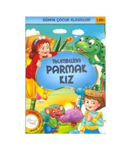 Thumbelina Parmak Kız - Çocuk Gezegeni