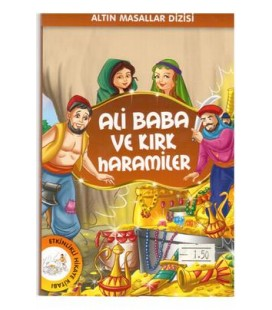 Ali Baba And The Forty Thieves - Kids Planet