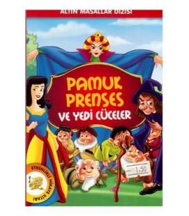 Pamuk Prenses Ve Yedi Cüceler - Çocuk Gezegeni
