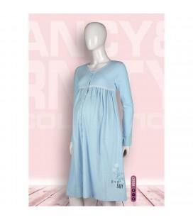 Deep Sleep Hamile Kıyafeti Gecelik 95507