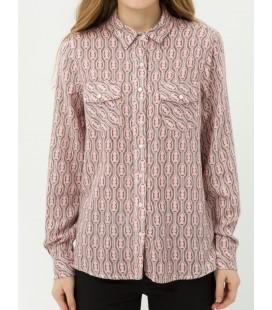 Women's long sleeve shirt cotton 7KAL61363OW41E