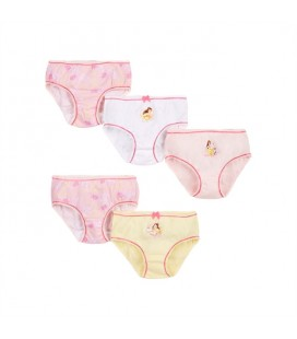 Mothercare Disney Princess Themed Briefs - 5-Pack JC847