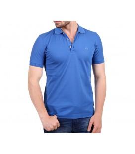 Karaca Erkek Slim Fit T-Shirt - İndigo 114206001