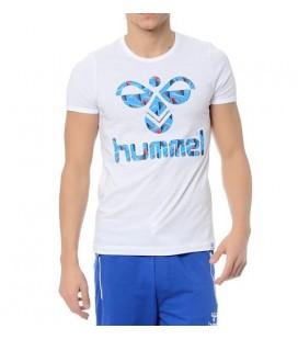 Hummel Erkek T-Shirt T08683-9001 Anderson Ss Tee