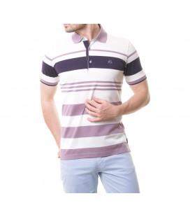 Deer Men's Pique Slim Fit T-Shirt - 115206046