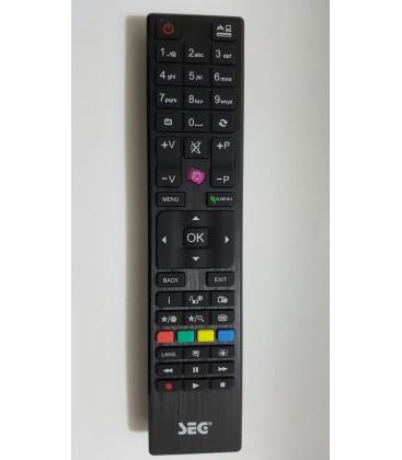 SEG RC4876 LCD-LED TV Orjinal  Uzaktan Kumanda