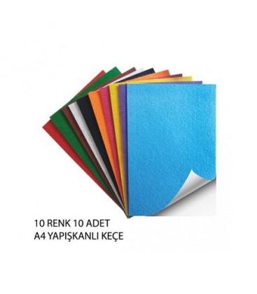 Sand Toys 20x30 cm adhesive Felt 10 pkg