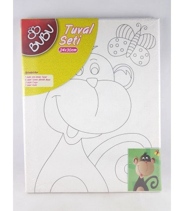 Bubu BU00012 Canvas Kit