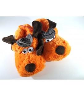 Orange Shoes De Fonseca Child Home