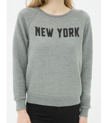 6YAL11375JK027 women's printed cotton Sweatshirt