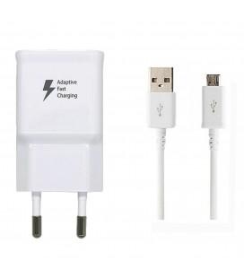Samsung Cep Telefonu Şarj Cihazı EP-TA20EWEUGWW Hızlı Şarj