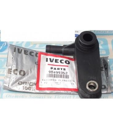 IVECO daily 2,8 C11 ENGINE turbo oil return SOCKET 98499352