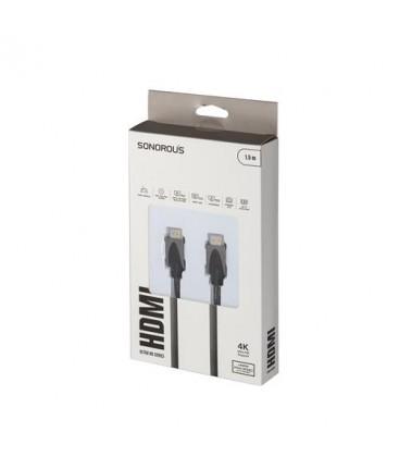 Sonorous 4K HDMI Ultra HD Kablo 1,5m