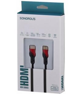 SONOROUS 1,5 MT ALTIN UÇLU 5115 HDMI NEO KABLO