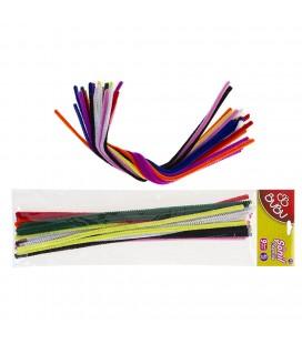 Bubu Şönil 25 Adet 9 Renk BU00105