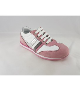 Kemal Tanca Children's Shoes White Rose