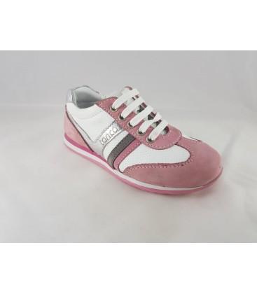 Kemal Tanca Children's Shoes White Rose