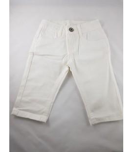 Gabardini Ekru Kız Klasik  Çocuk Pantolonu 25076