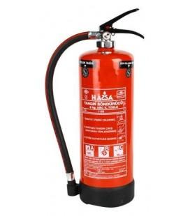 Hassa 6 Kg Kuru Kimyevi Tozlu Yangın Söndürücü