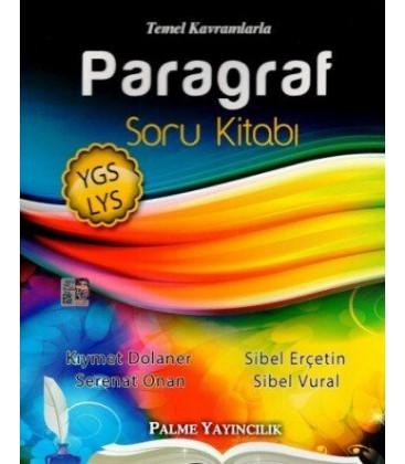 YGS LYS Paragraf Soru Bankası Palme Yayıncılık