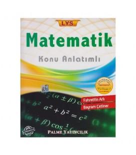 Palme Yayıncılık LYS Matematik Konu Anlatımlı