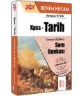 Benim Hocam Yayınları KPSS 2017 Tarih Tamamı Çözümlü Soru Bankası