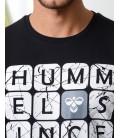 Hummel Baskılı Erkek Tişört  C08073-2001